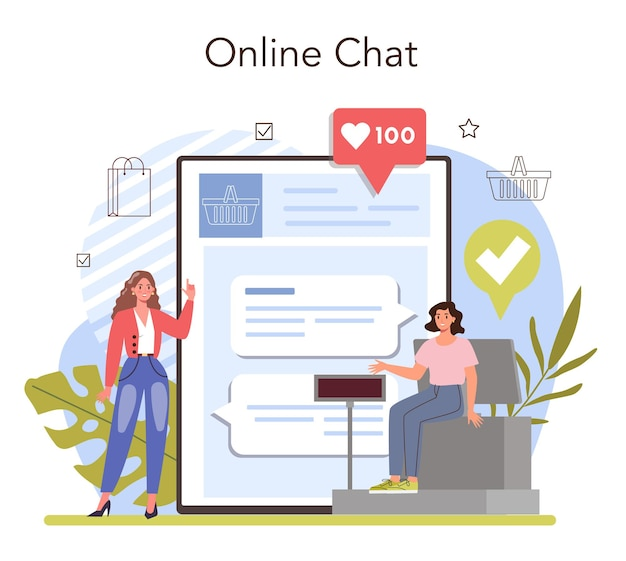 Kommerzielle aktivitäten online-dienst oder plattform unternehmer eröffnung
