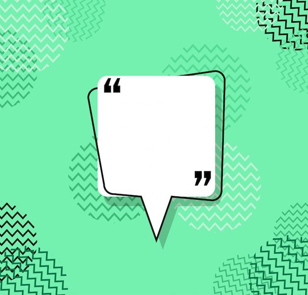 Kommunikationsblase zitieren
