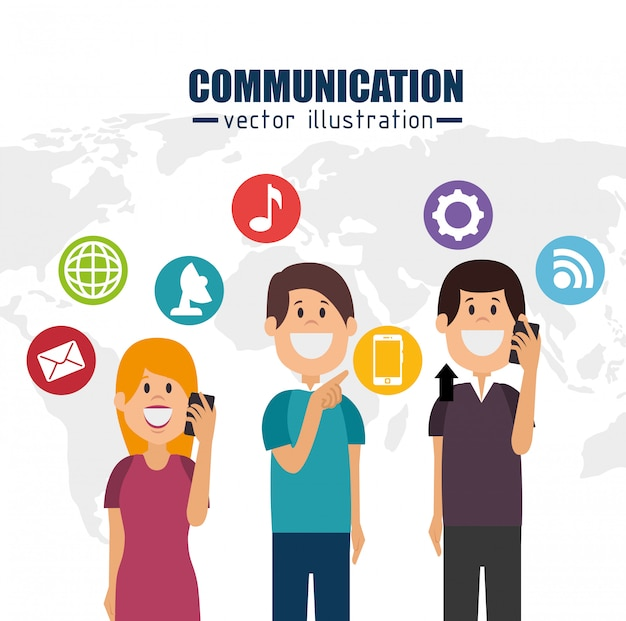 Kommunikationskonzept design