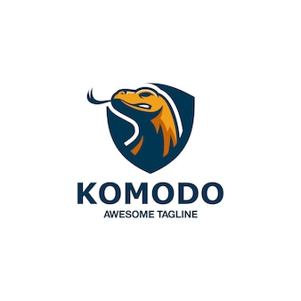 Komodo esport logo tolle inspiration