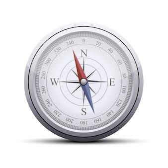 Kompass isoliert