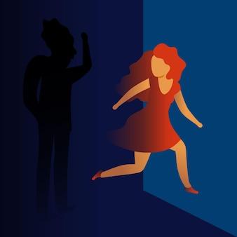 Konzept der geschlechtsspezifischen gewalt