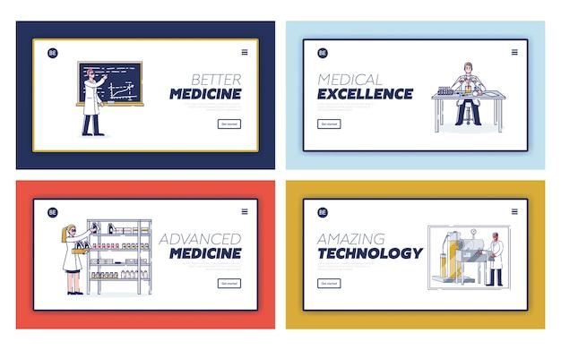 Konzept der medizinproduktion