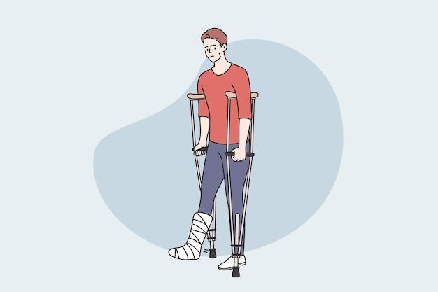 Konzept für behinderungen und gesundheitsprobleme