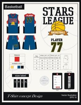 Konzept von t-shirt design / print design