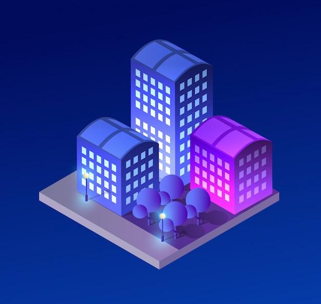 Konzeptabbildung stadt