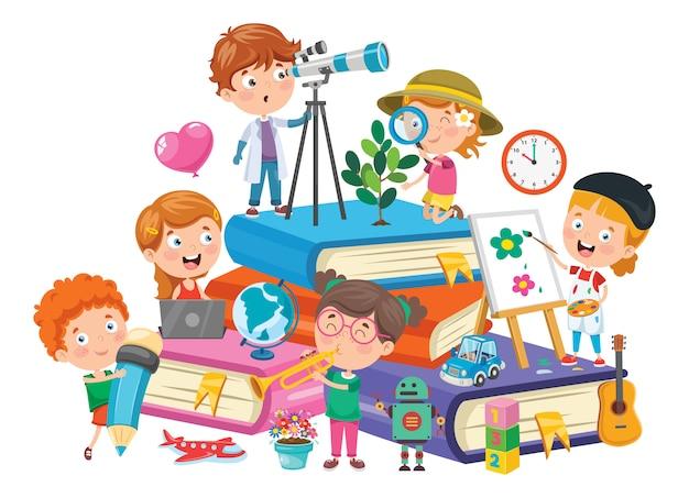 Konzeption für kindererziehung