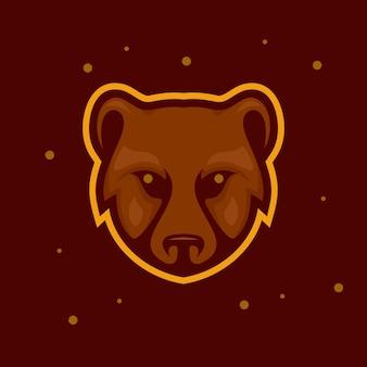 Kopf bärenkopf