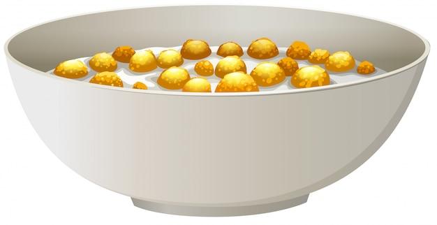 Kornflakesschüssel