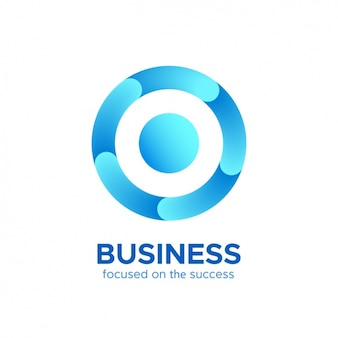 Korporative logo-vorlage