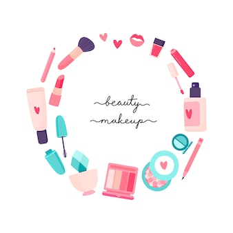 Kosmetik für make-up