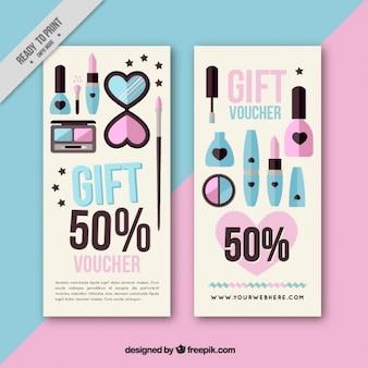 Kosmetik geschenkgutschein
