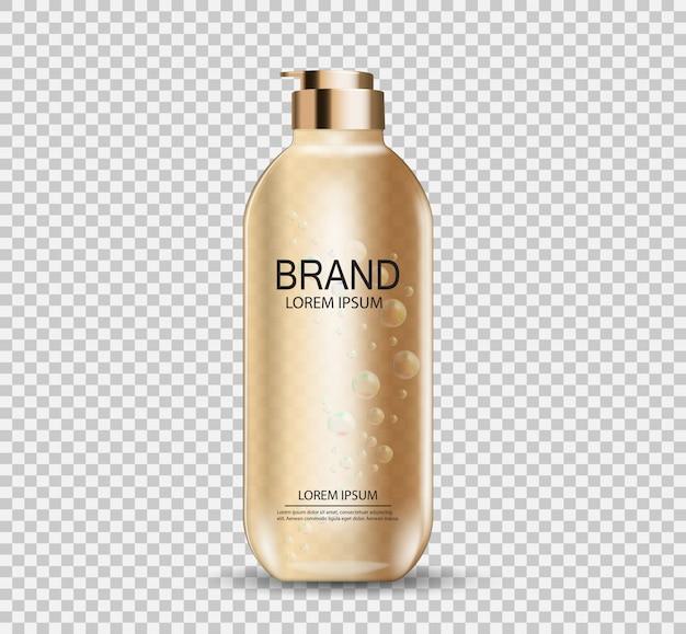 Kosmetik produktvorlage