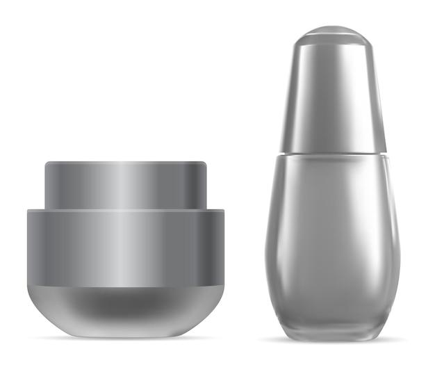 Kosmetikglas, cremebehälter