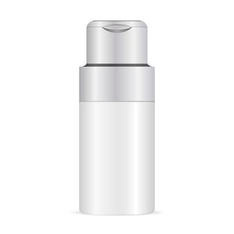 Kosmetikproduktflasche für die hautpflege