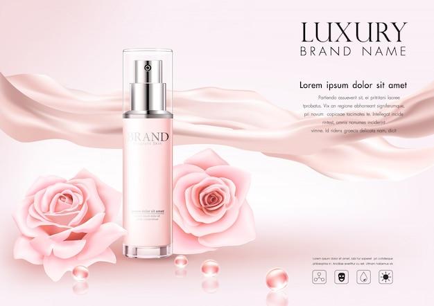Kosmetische werbung