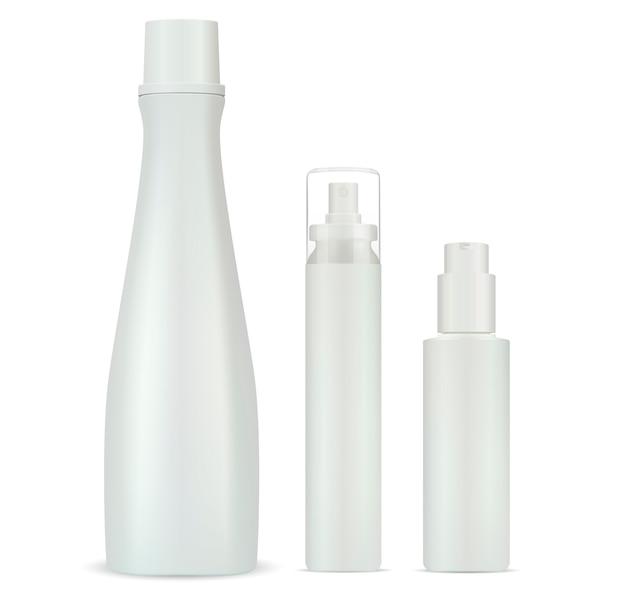 Kosmetisches shampoo, sprayer, pumpspenderflasche