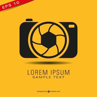 Kostenlos photography vektor-logo-symbol
