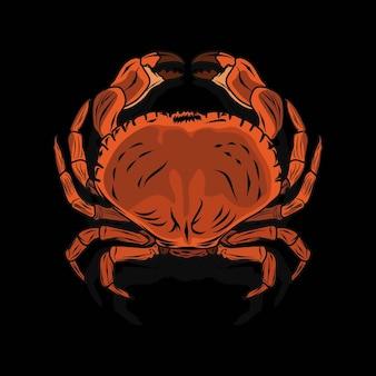 Krabben ziehen