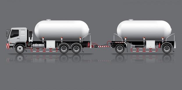 Kraftstofftankanhänger