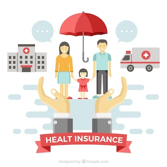 Krankenversicherung hintergrund