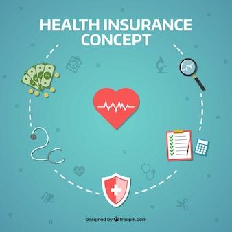 Krankenversicherung und kardiologie