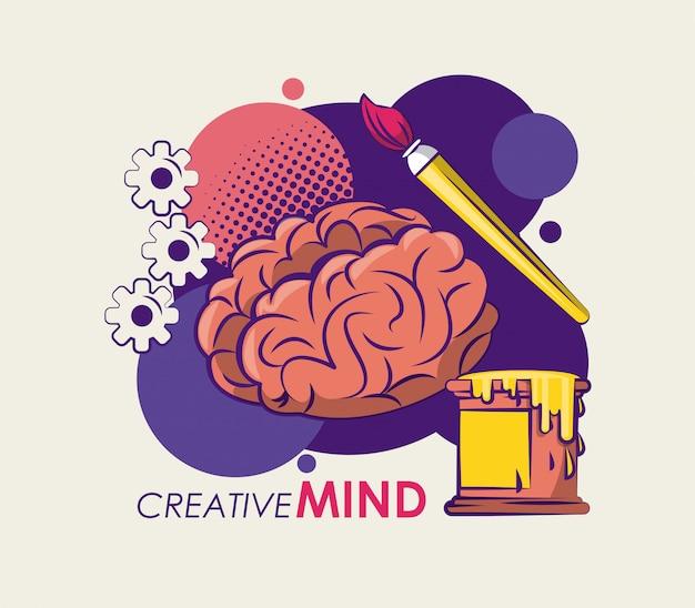 Kreative farben und ideen