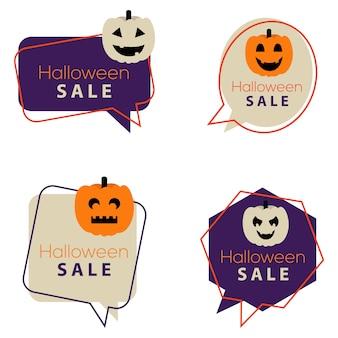 Kreative halloween-tags