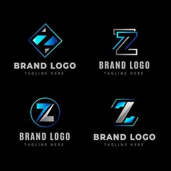 Kreative letter z-logo-vorlagen