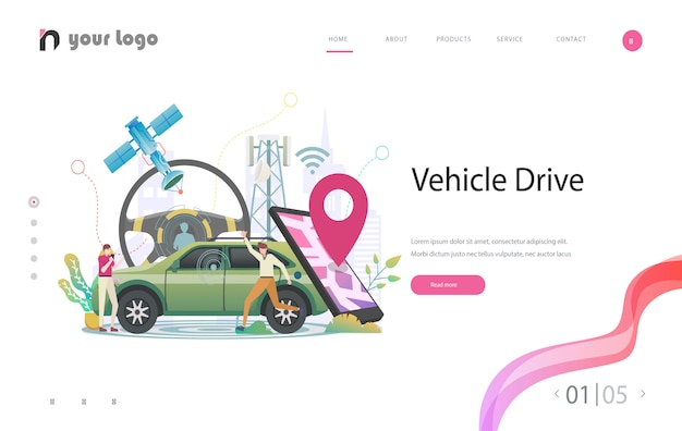 Kreative website-template-designs