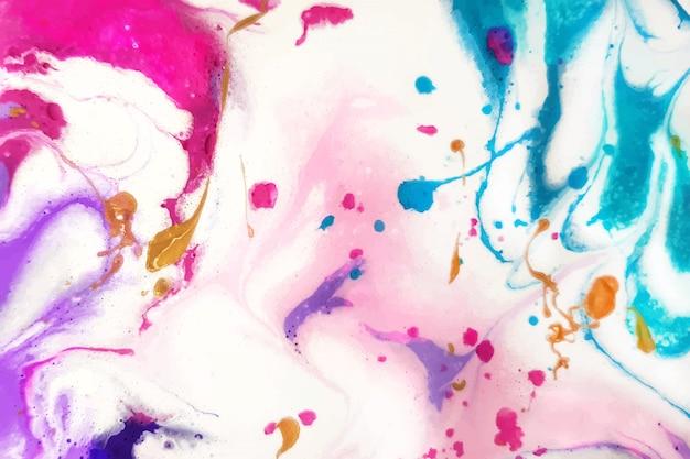 Kreativer aquarellhintergrund