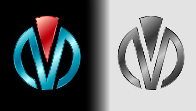 Kreatives konzeptgeschäftslogo, kreis-logo abstrakte vektorgestaltungselementschablone, vektorillustration