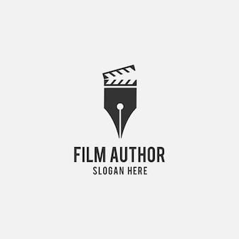 Kreatives logo für den film