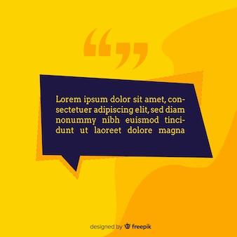 Kreatives web testimonial design