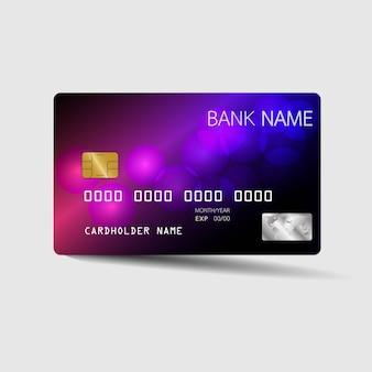 Kreditkarte. Premium Vektoren