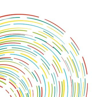 Kreis hintergrund vektor