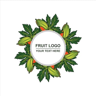 Kreis papaya logo
