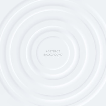 Kreise schichten auf weißem hintergrund für business-flyer-vorlagenbuch-cover und materialdesign