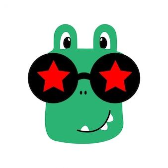 Krokodil - tierisch niedlich