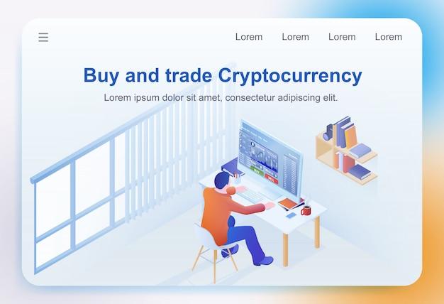 Kryptowährung kaufen und handeln