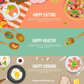 Küche Banner