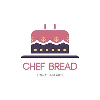 Kuchen logo vorlage