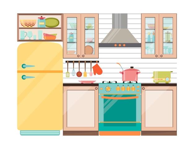Küche interieur