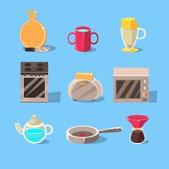Küchengeräte set