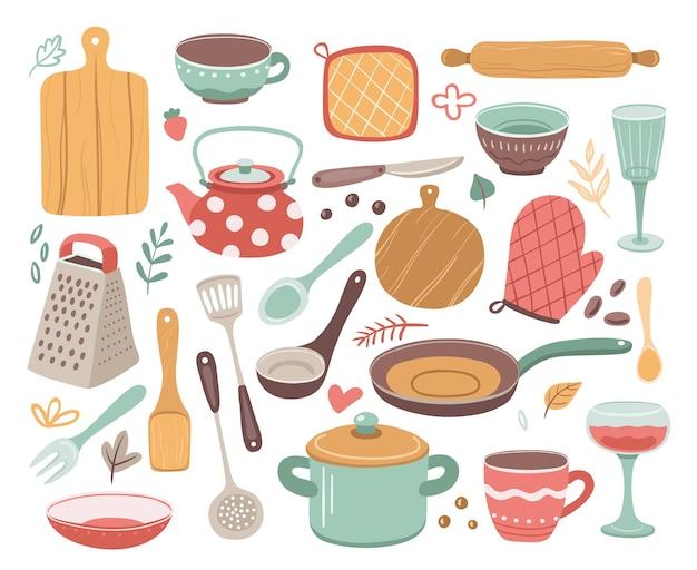 Küchenutensilien set