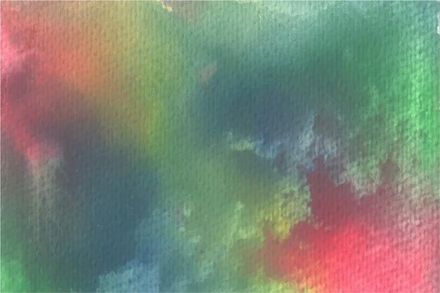Künstlerischer handgemachter aquarellhintergrund