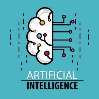 Künstliche gehirnschaltungen wissenschaft intelligenz