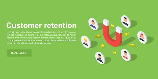 Kundenattraktion banner