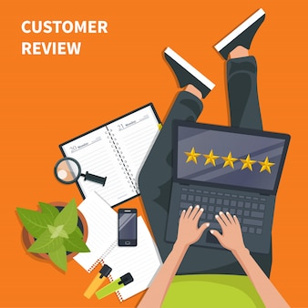 Kundenbewertung