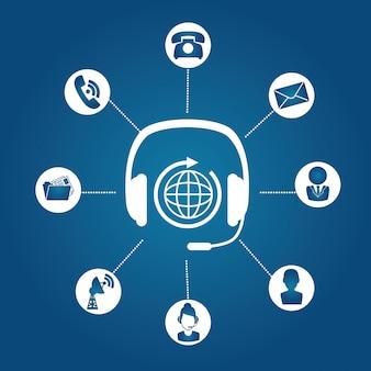 Kundendienst und technische unterstützung